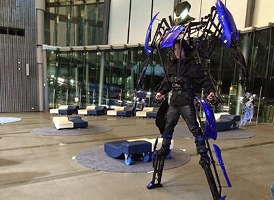 SK-005 Skeletonics Arrive