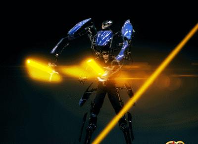 剣撃/Laser Blade Play